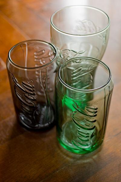 「コカ・コーラ缶」型コークグラス
