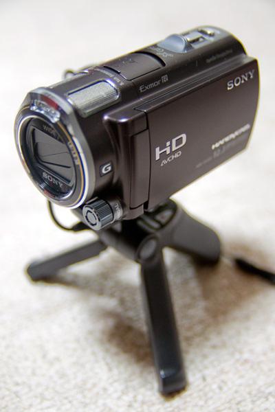 ハンディカム HDR-CX560V