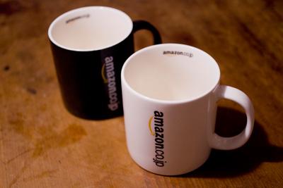 Amazonオリジナル マグカップ